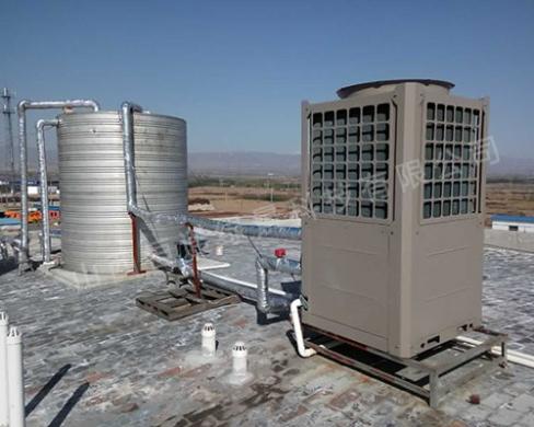 金山酒店热水项目